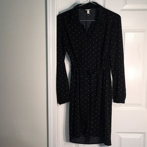 A New Day Polka Dot Dress